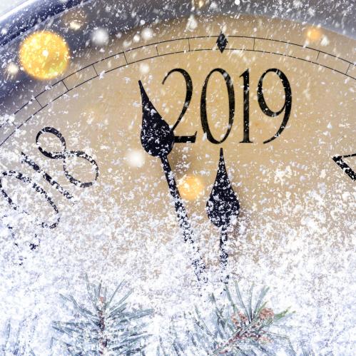 Alles Gute Fürs 2019!